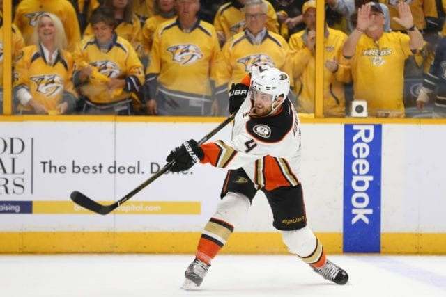 Cam Fowler signs eight-year extension with the Anaheim Ducks
