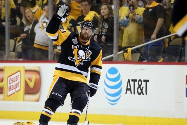 Pittsburgh Penguins GM addresses Phil Kessel trade talk
