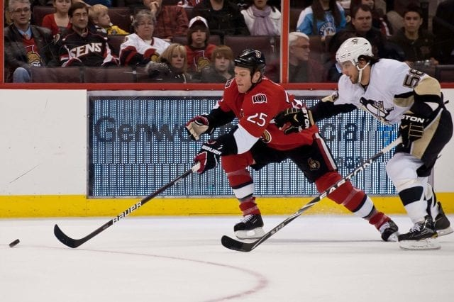 Chris Neil looking for the right fit and Kris Letang on his neck surgery rehab
