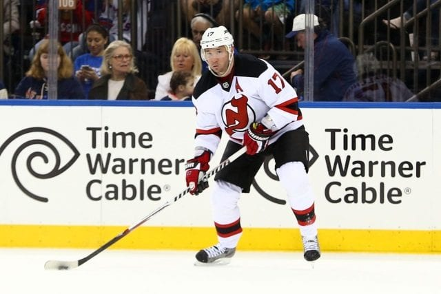 The New Jersey Devils weren't able to complete a sign-and-trade with Ilya Kovalchuk