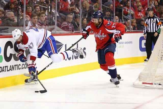 Karl Alzner to sign with the Montreal Canadiens