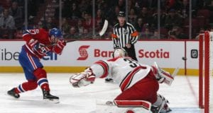 The Montreal Canadiens sign restricted free agent Alex Galchenyuk