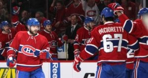 The free agent options for the Montreal Canadiens to fill Andrei Markov's shoes isn't great