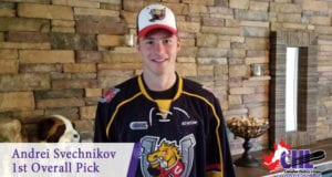 Andrei Svechnikov could challenge for the first overall selection in the 2018 NHL draft