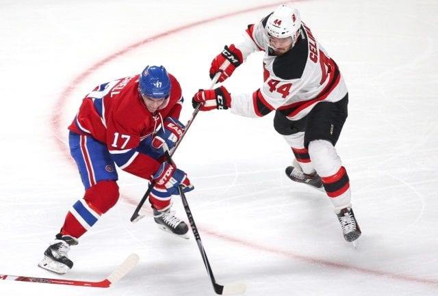 Eric Gelinas signs a PTO with the Montreal Canadiens