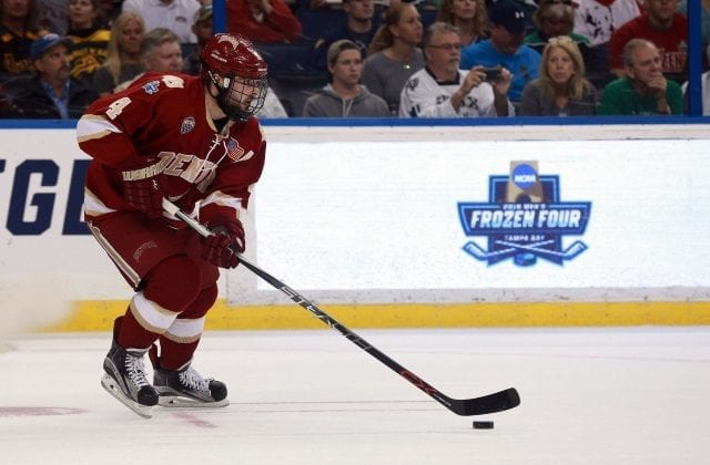 Will Butcher is now a free agent and is able to talk with teams