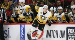 Jake Guentzel could be one internal option for the Pittsburgh Penguins third line center