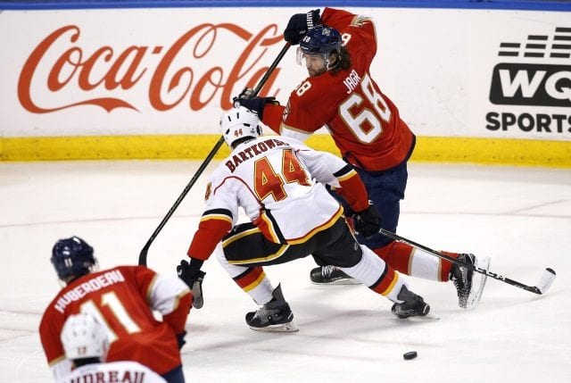 Could the Calgary Flames be interested in Jaromir Jagr?
