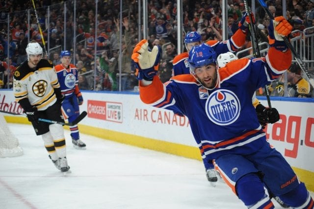Leon Draisaitl signs eight-year deal with the Edmonton Oilers