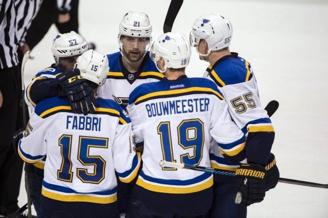 Robby Fabbri and Jay Bouwmeester