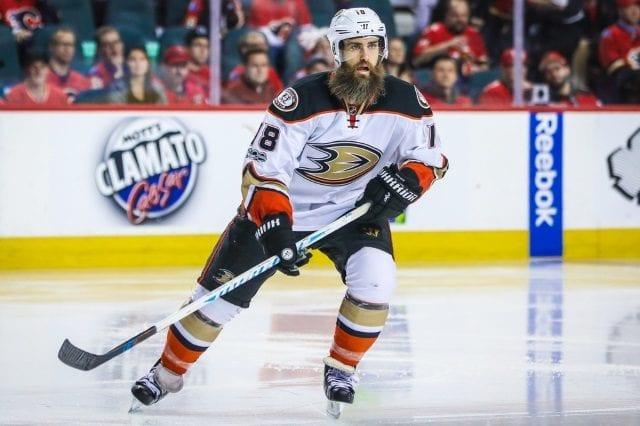 Patrick Eaves has been diagnosed with Guillain-Barré syndrome