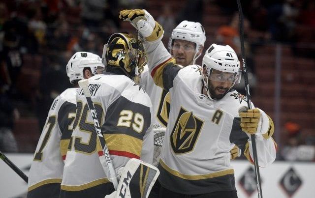 Vegas Golden Knights season outlook
