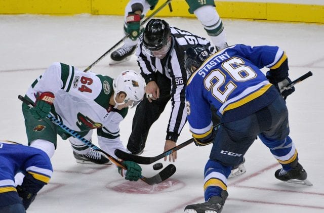 Mikael Granlund likely out for the Wild's next four games
