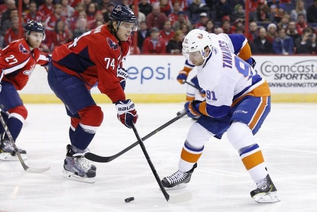 John Tavares and John Carlson are two of the top 2018 NHL free agents