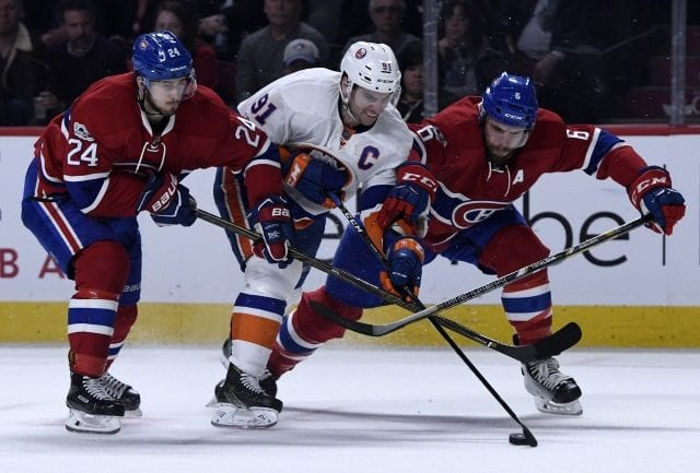 Are the Montreal Canadiens going to be all-in John Tavares if he becomes available?