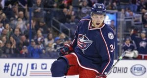 Josh Anderson and the Columbus Blue Jackets agree on a three-year deal