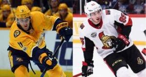 NHL Fantasy value - Kyle Turris and Matt Duchene