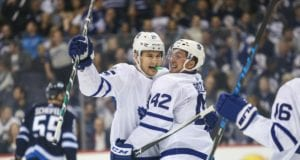 Toronto Maple Leafs may have some decisions to make with James van Riemsdyk, Leo Komarov, and Tyler Bozak