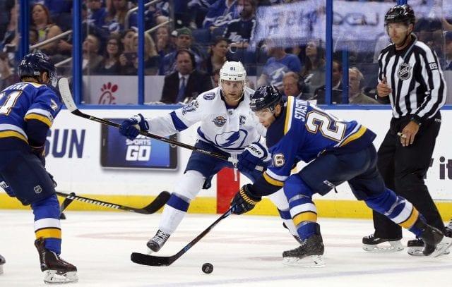 NHL power rankings week six