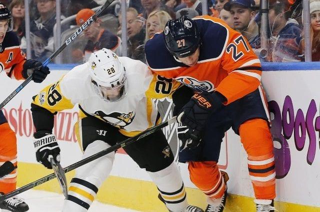 The Edmonton Oilers have interest in Pittsburgh Penguins defenseman Ian Cole