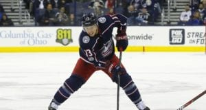 Cam Atkinson signs a seven-year contract extension with the Columbus Blue Jackets