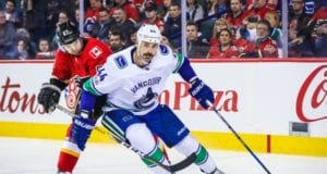 Vancouver Canucks could look to move Erik Gudbranson if he's not in their long-term plans