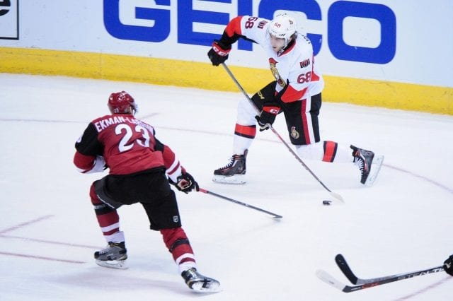 Arizona Coyotes GM continues to say he's not trading Oliver Ekman-Larsson