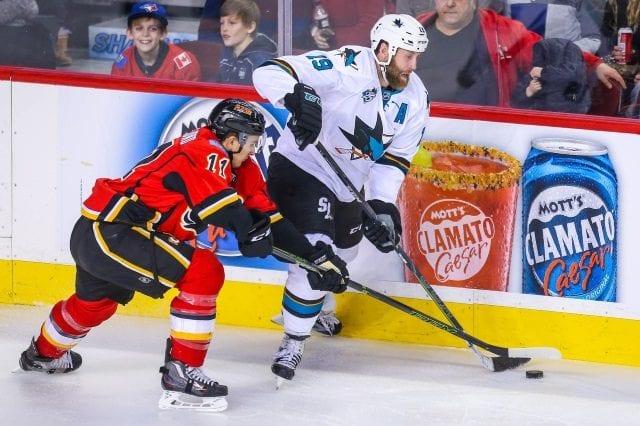 2018 NHL free agent watch: Joe Thornton and Mikael Backlund