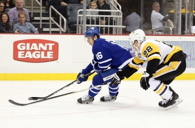 The Pittsburgh Penguins are looking to trade Ian Cole and the Toronto Maple Leafs are one of the teams that could be interested