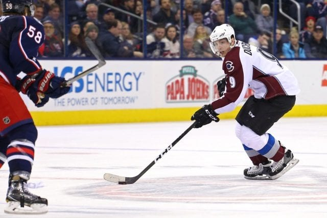The Columbus Blue Jackets and Colorado Avalanche talked about Matt Duchene, but talks faded in recent weeks