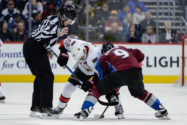 Three way trade talks involving Matt Duchene and Kyle Turris appear dead