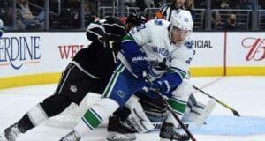 The Vancouver Canucks Bo Horvat could be out for up to six weeks