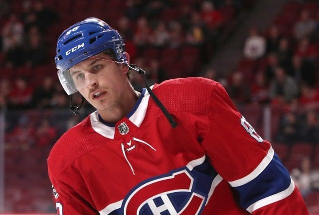 Montreal Canadiens let teams know that Brandon Davidson is available for trade