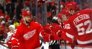The Detroit Red Wings could move Mike Green at the trade deadline if out of the playoff race