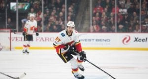 Michael Frolik out weeks with a fractured jaw