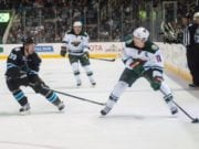 Zach Parise: Will he or won't he play this week?