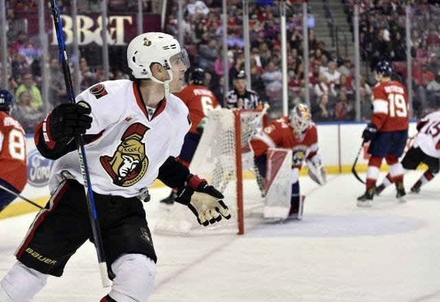 Kyle Turris thinks Senators management wanted to sign him