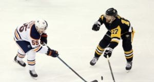 Could the Pittsburgh Penguins look at Oilers forward Mark Letestu?