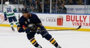 The asking price for Evander Kane is a first-round pick, a prospect, and a conditional pick.