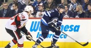 Would the Winnipeg Jets be interested Ottawa Senators center Derick Brassard?