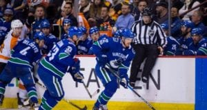 The Vancouver Canucks will speak with the camps of Henrik Sedin and Daniel Sedin to see what they are thinking for next season.