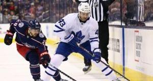 Toronto Maple Leafs Nazem Kadri set to return tonight.