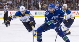 Teams could be interested in Vancouver Canucks Thomas Vanek at the trade deadline
