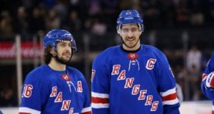 The New York Rangers could listen to offers on Ryan McDonagh and Mats Zuccarello