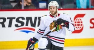 The Chicago Blackhawks put Cody Franson on waivers.