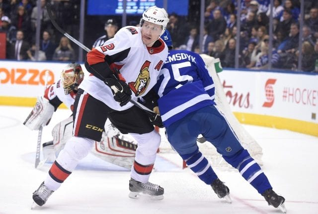 The Ottawa Senators will likely check in with teams on Dion Phaneuf's 12-team trade list.