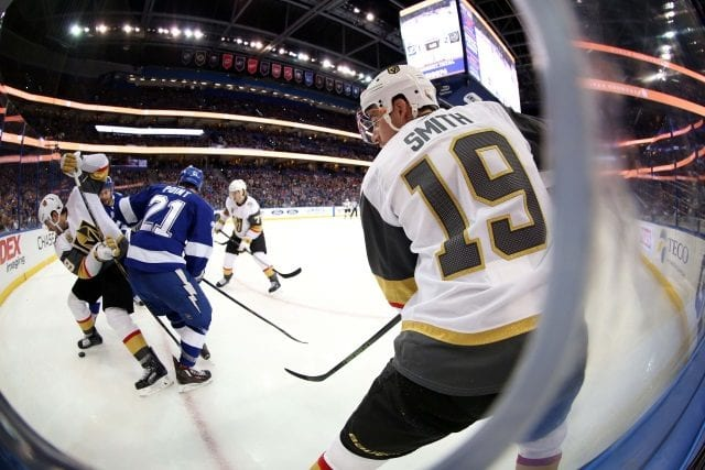 NHL power rankings: Vegas Golden Knights and Tampa Bay Lightning