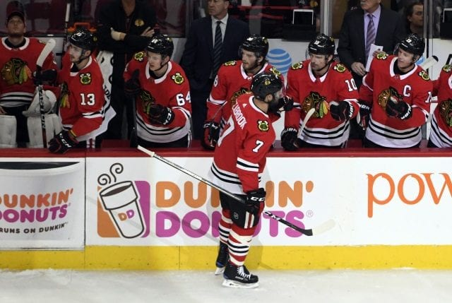 NHL trade deadline: There is no season saving trade coming the Chicago Blackhawks way.