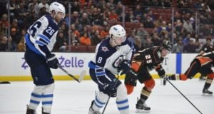 Winnipeg Jets Jacob Trouba out six to eight weeks with an ankle injury.