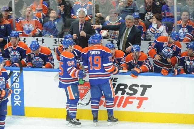 The Edmonton Oilers could make Patrick Maroon and Mark Letestu rental options